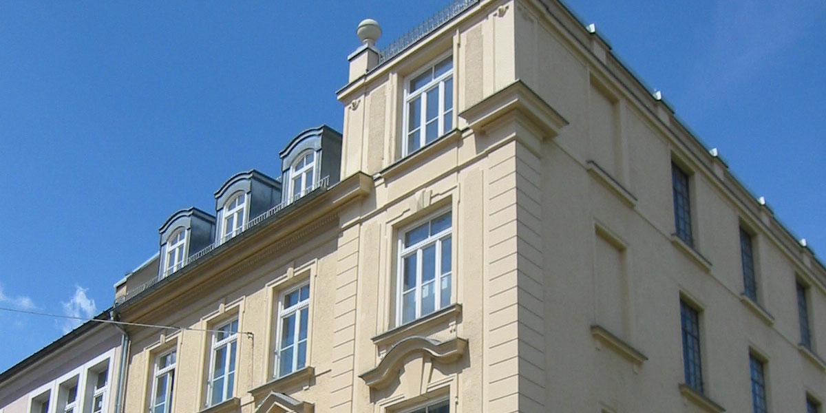 Architektur Denkmalschutz