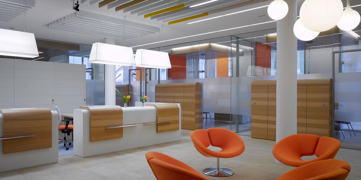 Architektur Verwaltung und Gewerbe